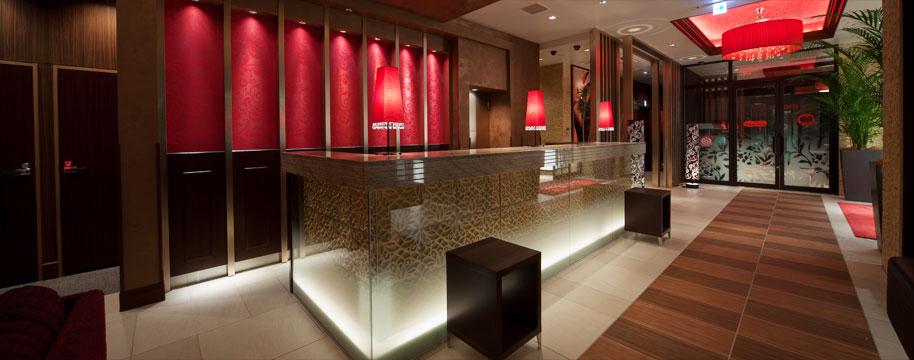 โรงแรม โคโค่ แกรนด์ อูเอะโนะ ชิโนบาซุ