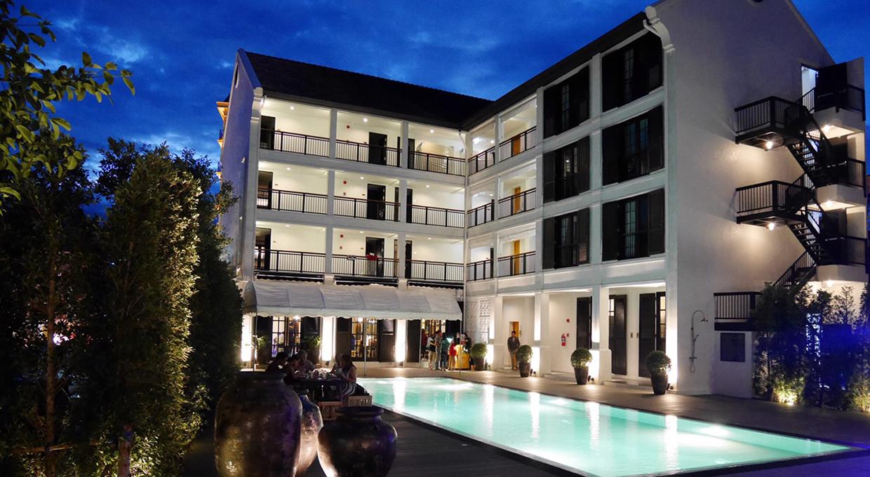 โรงแรมบุรีศิริ บูติก