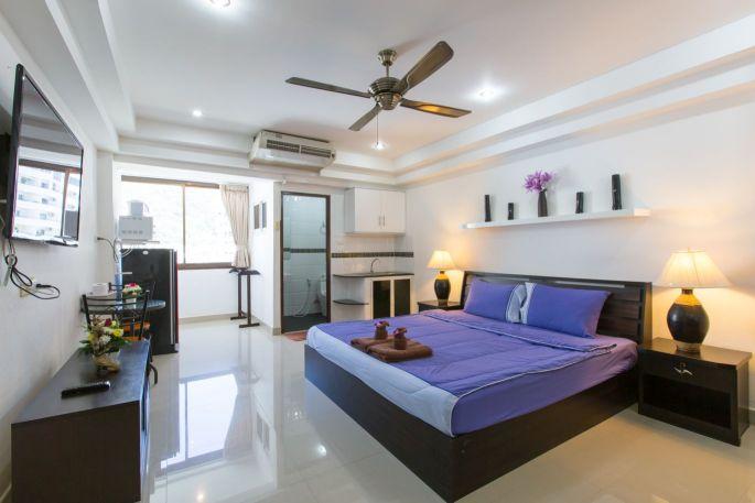 Patong Studio Apartments